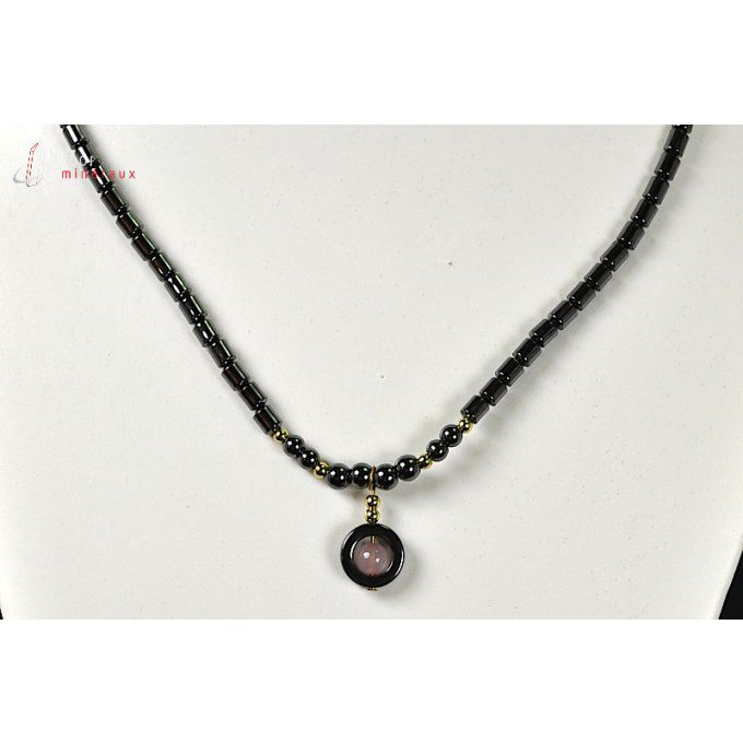 hematite-quartz-rose-collier-mineraux